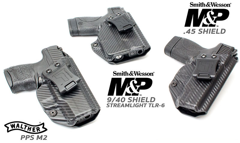 February Fun    NEW Profile Holster Models are here! - Tulster