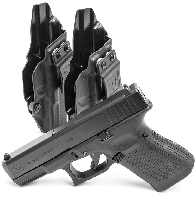 Glock 19 Gen4/Gen5 Profile Holsters