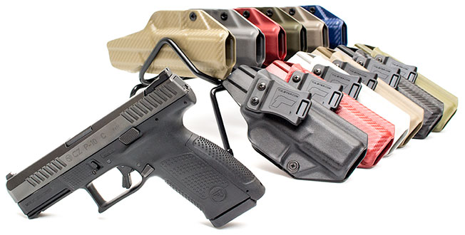 SHOP the CZ P-10 C Holsters